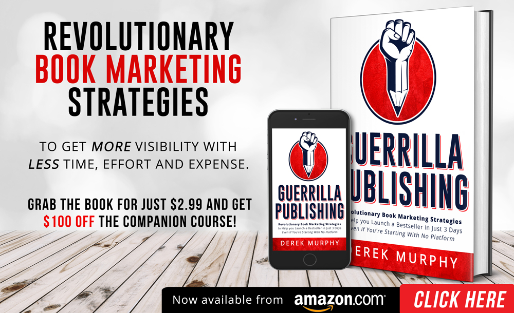 guerrilla publishing and marketing